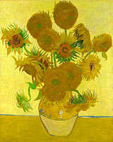 Vincent van Gogh: Sunflowers (2)