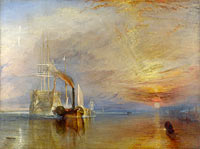 Joseph Mallord William Turner: The Fighting Temeraire