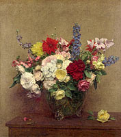 Henri Fantin-Latour: The Rosy Wealth of June