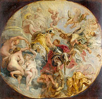 The Apotheosis of the Duke of Buckingham
