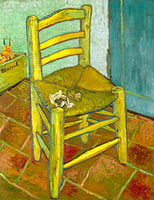 Винсент Ван Гог: Van Gogh's Chair