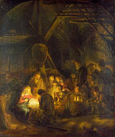 The Adoration of the Shepherds (1)