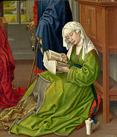 Рогир ван дер Вейден: The Magdalen Reading