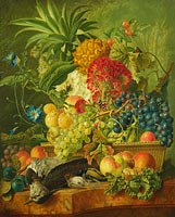Wybrand Hendriks: Fruit, Flowers and Dead Birds