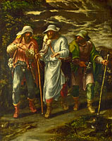 Lelio Orsi: The Walk to Emmaus