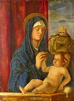 The Virgin and Child (2)