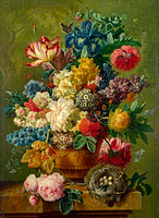 Flowers in a Vase (2)