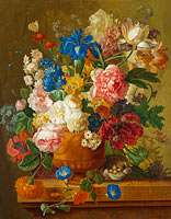 Flowers in a Vase (1)