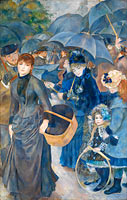 Pierre-Auguste Renoir: The Umbrellas