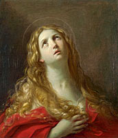 Guido Reni: Saint Mary Magdalene