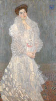 Gustav Klimt: Portrait of Hermine Gallia
