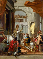The Marriage of Frederick Barbarossa