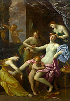 Guido Reni: The Toilet of Venus