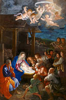 Guido Reni: The Adoration of the Shepherds