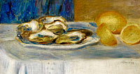 Still Life with Lemons and Oysters