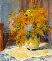 Pierre-Eugene Montezin: Bouquet of Flowers