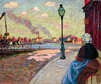 Jean-Baptiste-Armand Guillaumin: The Seine at Charenton