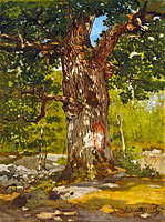 Claude Monet: The Bodmer Oak