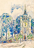 Paul Signac: Lezardieux