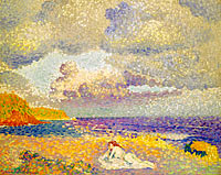 Before the Storm (The Bather)