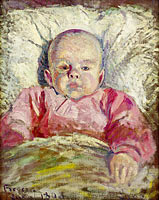 Portrait of Frederic Luce, Bebe