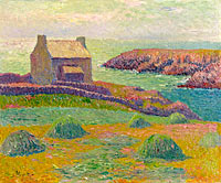 Henry Moret: House on the Hill
