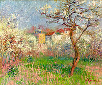 Гюстав Луазо: Spring, Outskirts of Pontoise