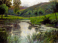 Rodolphe Wytsman: The Pond