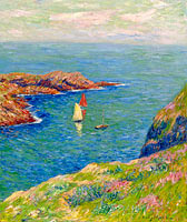 Henry Moret: The Isle of Ouessant