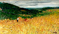 Pierre-Eugene Montezin: The Harvest
