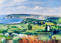 Henri Lebasque: The Plain of Crozon, Finistere