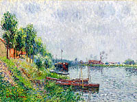 The Riverbank, Oise