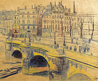 pont Neuf and the Quay of Conti