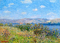 Gustave Loiseau: The Banks of the Seine, Tournedos-sur-Seine
