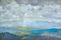 Tom Roberts: Cloudscape