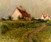 A House on a Dune, Fort-Philippe