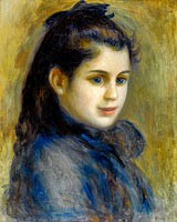 The Head of Young Girl (1)