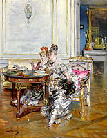 Giovanni Boldini: Confidences