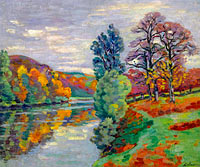 Jean-Baptiste-Armand Guillaumin: The Echo Rock, Crozant