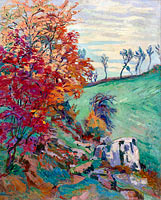 Jean-Baptiste-Armand Guillaumin: The Creuse