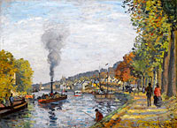 The Siene at Bougival