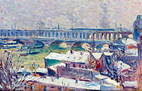 Maximilien Luce: The Seine