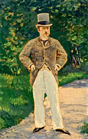 Portrait of Monsieur Brun (2)