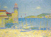 Achille Lauge: The Port