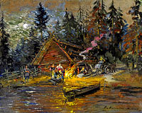 Konstantin Korovin: Songs around the Camp Fire
