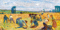 Henri Martin: The Reaping