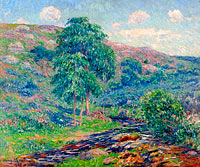 Henry Moret: The Mounts of Arree, the Dour-Du