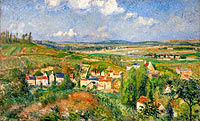 Hermitage in Summer, Pontoise