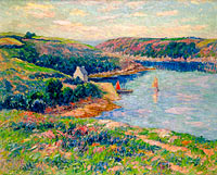 Henry Moret: The River of Belon