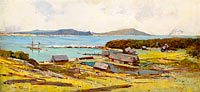 Albert Henry Fullwood: Terrigal (Smokey Cape)
